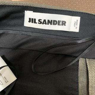 Jil Sander - 美品 ジルサンダー テーパード パンツ 32 jil sander