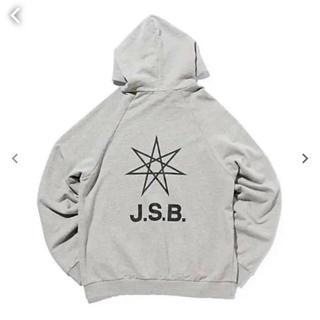 三代目 J Soul Brothers - JSB 7star パーカー