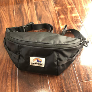 THE NORTH FACE - macpac ボディバッグ 黒 northface patagonia
