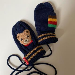 ミキハウス(mikihouse)のミキハウスの手袋(手袋)