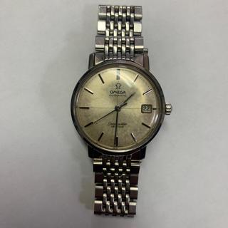 OMEGA - OMEGA オメガ シーマスター デヴィル ダブルネーム クロスライン 腕時計