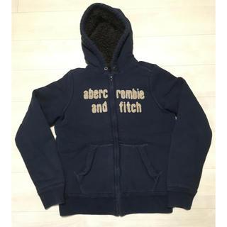 アバクロンビーアンドフィッチ(Abercrombie&Fitch)のabercrombie&fitch ボアパーカー(ジャケット/上着)