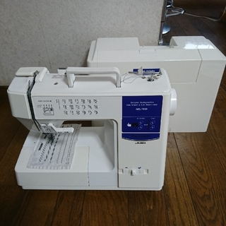 JUKIコンピューターミシン HZL-7800 中古