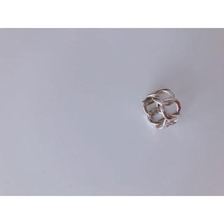 xマーク s925  指輪(リング(指輪))