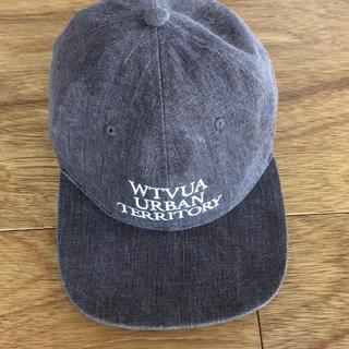 W)taps - wtaps ダブルタップス19aw デニムキャップ