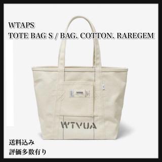 ダブルタップス(W)taps)のWTAPS TOTE BAG S / BAG. COTTON. RAREGEM(トートバッグ)