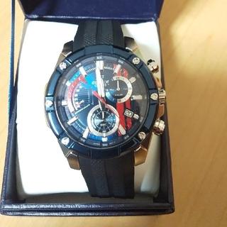 カシオ(CASIO)の最終値下げCASIO エディフィス(EFR-559TRP-2AJR) 未使用 7(腕時計(アナログ))