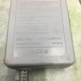 ニンテンドウ(任天堂)の任天堂のアダプター(バッテリー/充電器)