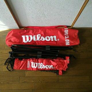 ウィルソン(wilson)のWilson テニス ネット ウィルソン(テニス)
