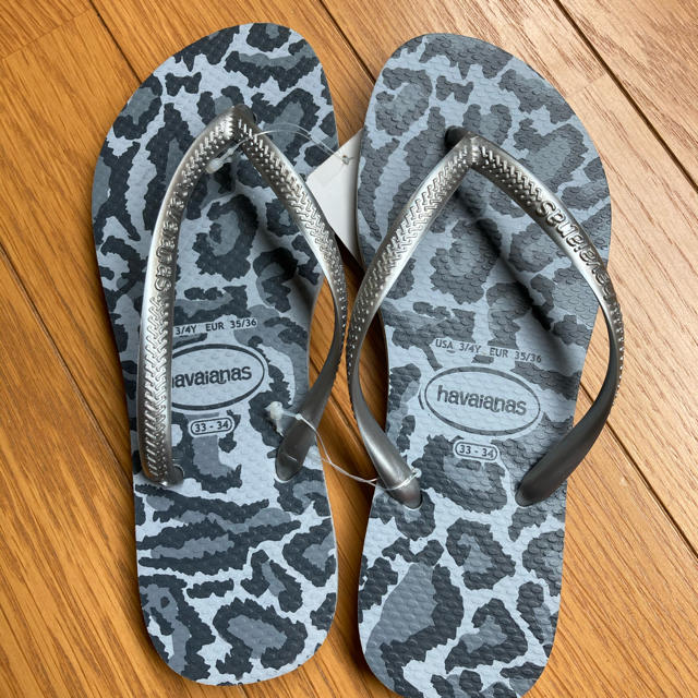 havaianas(ハワイアナス)の新品 ハワイアナス ビーチサンダル レディースの靴/シューズ(ビーチサンダル)の商品写真