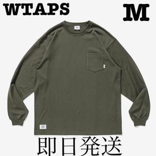 W)taps - WTAPS BLANK LS COPO Olive Drab 02サイズ