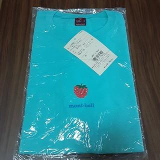 モンベル(mont bell)の【新品・未使用品】mont-bell Tシャツ(Tシャツ(半袖/袖なし))