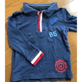 トミーヒルフィガー(TOMMY HILFIGER)のトミーフィルガー 子供服 ポロシャツ ロンT サイズ100~110(Tシャツ/カットソー)