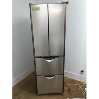 ヒタチ(日立)のka196 HITACHI中型冷蔵庫 365L 東京 神奈川限定送料無料!(冷蔵庫)