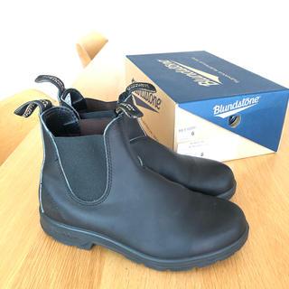 ブランドストーン(Blundstone)のBlundstone size6 black  サイドゴアブーツ(ブーツ)