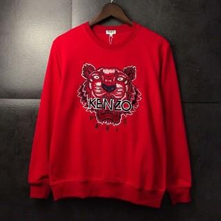 ケンゾー(KENZO)の男女兼用 刺繍 KENZOケンゾートレーナー 長袖(Tシャツ/カットソー(七分/長袖))