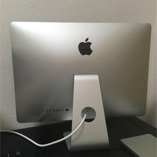 Apple(アップル)のimac 21.5インチ 2017 i5 2.3ghz 8GB Windows スマホ/家電/カメラのPC/タブレット(デスクトップ型PC)の商品写真