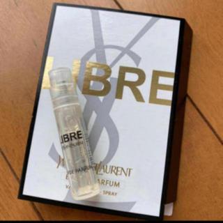 サンローラン(Saint Laurent)の❤️イヴサンローラン リブレ LIBRE  新作 香水 お試し サンプル(香水(女性用))