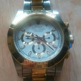 ROLEX - 手巻き腕時計デイトナ