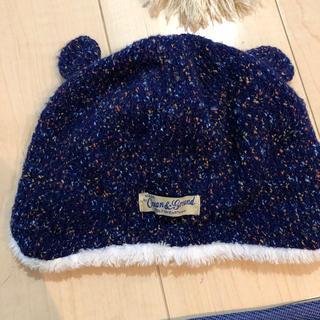 ocean&ground ベビー帽子(帽子)