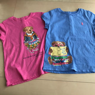 ラルフローレン(Ralph Lauren)のラルフローレンTシャツセット(シャツ/カットソー)
