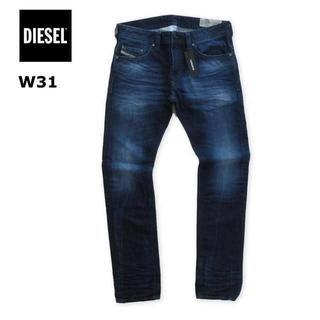 DIESEL - 新品タグ付き DIESEL デニム ウォッシュド インディゴ W31 M-L
