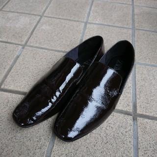 ザラ(ZARA)のZARA フラットローファーシューズ(ローファー/革靴)