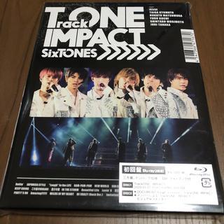 Johnny's - SixTONES TrackONE IMPACT  初回盤 Blu-ray