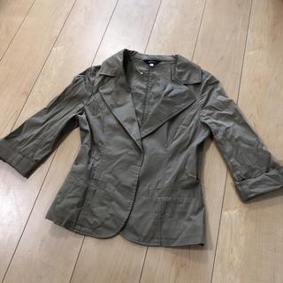 ボッシュ(BOSCH)の美品 テーラードジャケット 七分袖 BOSCH(テーラードジャケット)