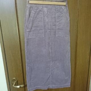ユナイテッドアローズ(UNITED ARROWS)のUNITED ARROWS コーデュロイスカート(ロングスカート)