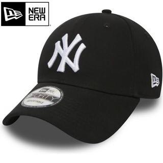 NEW ERA - ニューエラ キャップ NY 黒 ヤンキース ブラック