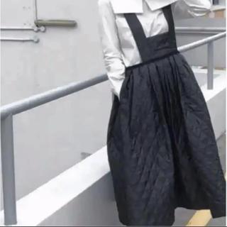 COMME des GARCONS - コムデギャルソン  吊りスカート