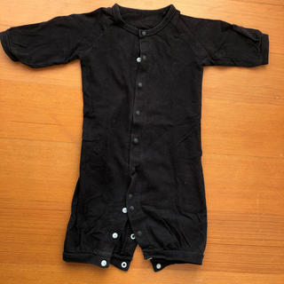 コムサイズム(COMME CA ISM)のコムサイズム 2wayオール 長袖50-70  カバーオール ロンパース(カバーオール)