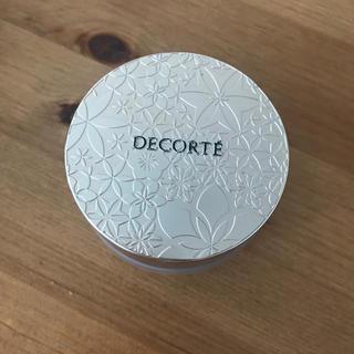 コスメデコルテ(COSME DECORTE)のコスメデコルテ パウダーケース(フェイスパウダー)