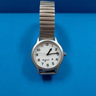 アニエスベー(agnes b.)のアニエスb 腕時計 25周年記念モデル(腕時計(アナログ))