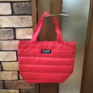 KALDI - カルディ キルティング トートバッグ