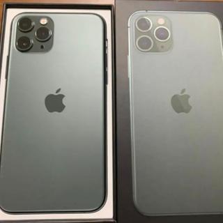 Apple - iPhone11Pro ミッドナイトグリーン 64GB