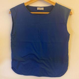 イヴサンローランボーテ(Yves Saint Laurent Beaute)のノースリーブ タンクトップ Tシャツ トップス(Tシャツ/カットソー(半袖/袖なし))