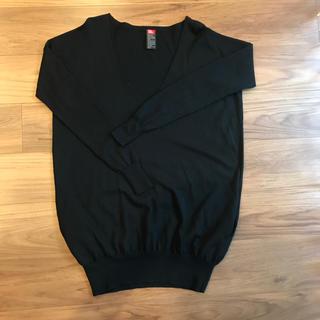 DOUBLE STANDARD CLOTHING - ダブルスタンダード ロングニット