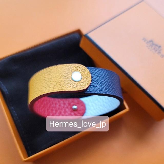 Hermes(エルメス)の新品☆エルメスプティアッシュH ブレスレット レディースのアクセサリー(ブレスレット/バングル)の商品写真
