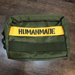 ジーディーシー(GDC)のhuman made ポーチ(ポーチ)