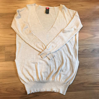 DOUBLE STANDARD CLOTHING - 美品 ダブルスタンダード ロングニット