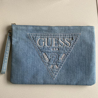GUESS - guess クラッチバッグ