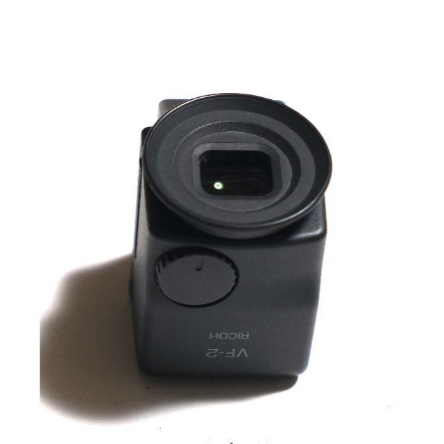 RICOH(リコー)の【週末特価】Richo 液晶ビューファインダー VF-2 スマホ/家電/カメラのカメラ(ミラーレス一眼)の商品写真
