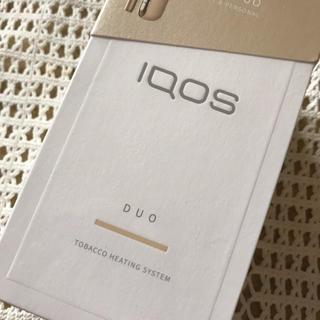 IQOS アイコス3 duo 本体キット ブリリアントゴールド 2台   未開封(タバコグッズ)
