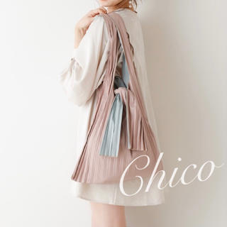 who's who Chico - 今季♡ リバーシブルプリーツトート