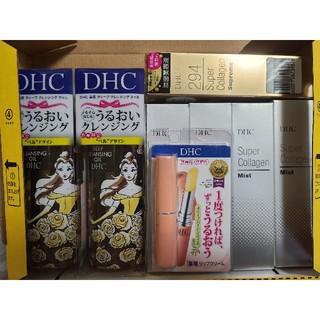 DHC - DHC スプリーム1 クレンジング2 スーパーコラーゲンミスト4 リップケア1