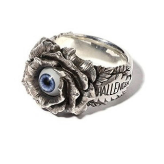ネイバーフッド(NEIGHBORHOOD)のCHALLENGER ROSE EYE RING 10周年記念 指輪(リング(指輪))