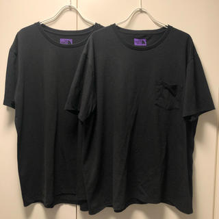 THE NORTH FACE - THE NORTH FACE パープルレーベル Tシャツ 2枚セット Lサイズ