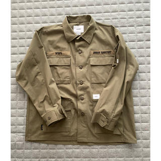 W)taps - 2020AW wtaps JUNGLE LS NYCO RIPSTOP